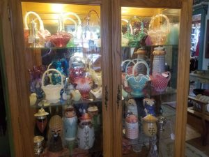Antique Glass Items