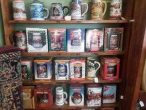 Antique Mugs 1